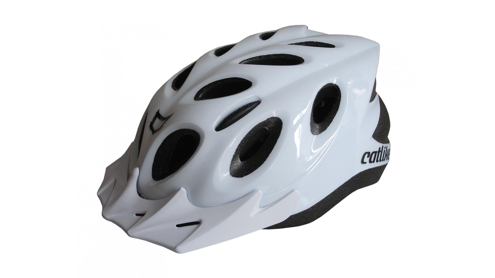 Велошлем Catlike Diablo Blanco
