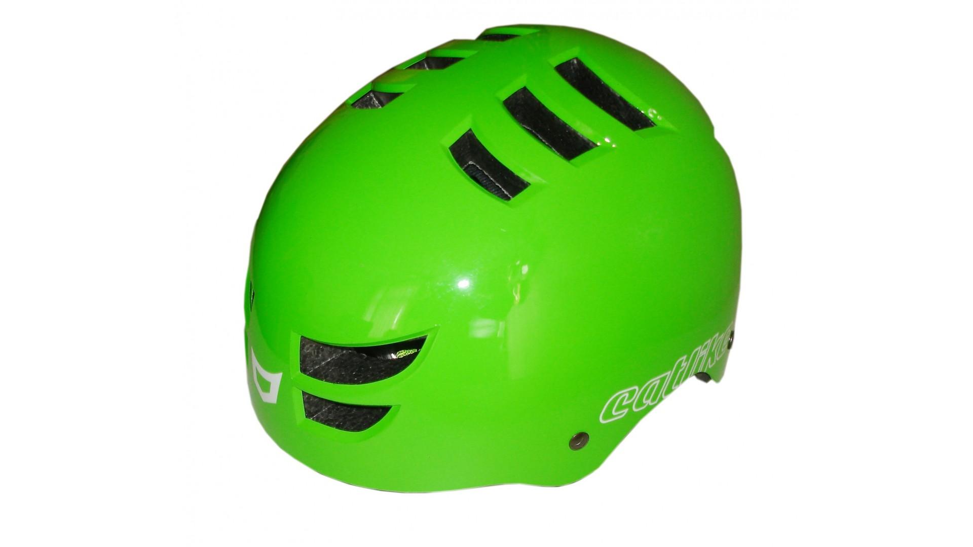 Велошлем Catlike Freeride Verde Brillo