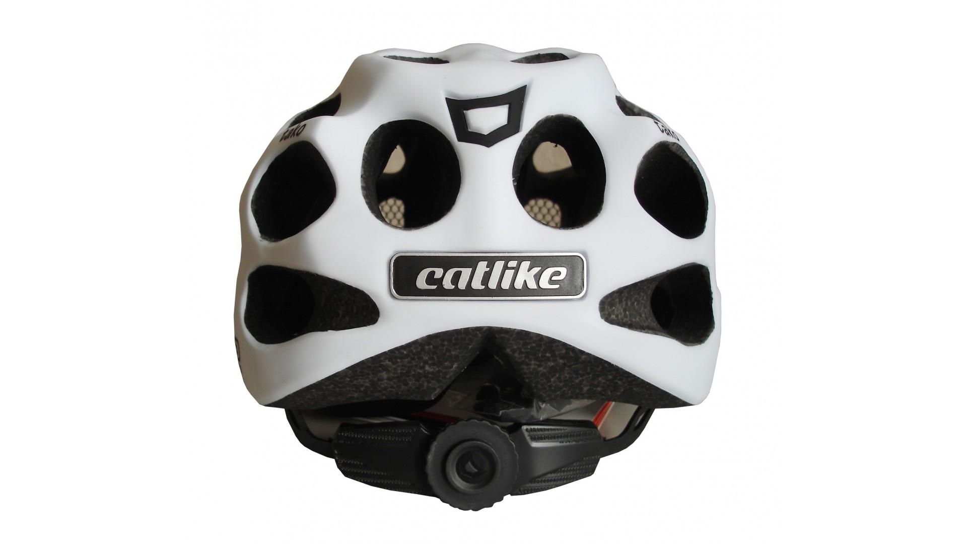 Велошлем Catlike Tako Blanko Mate