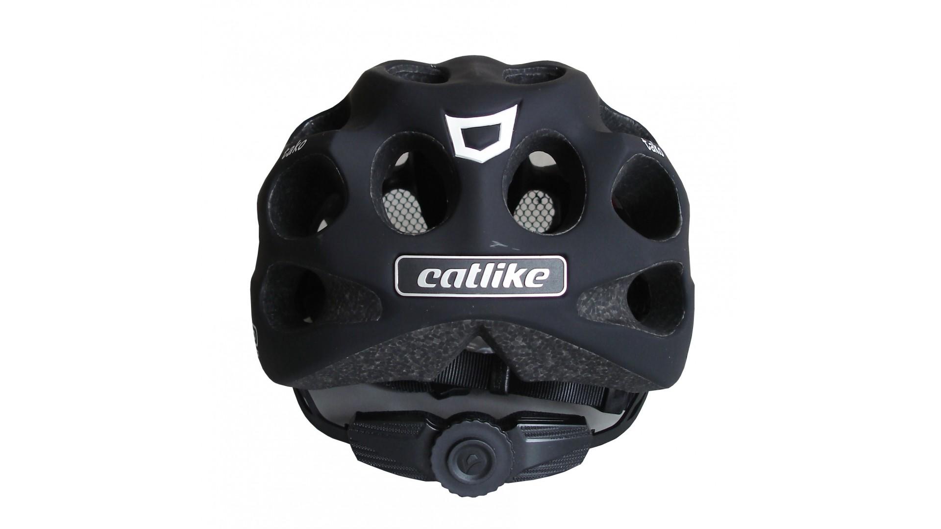 Велошлем Catlike Tako Negro Mate