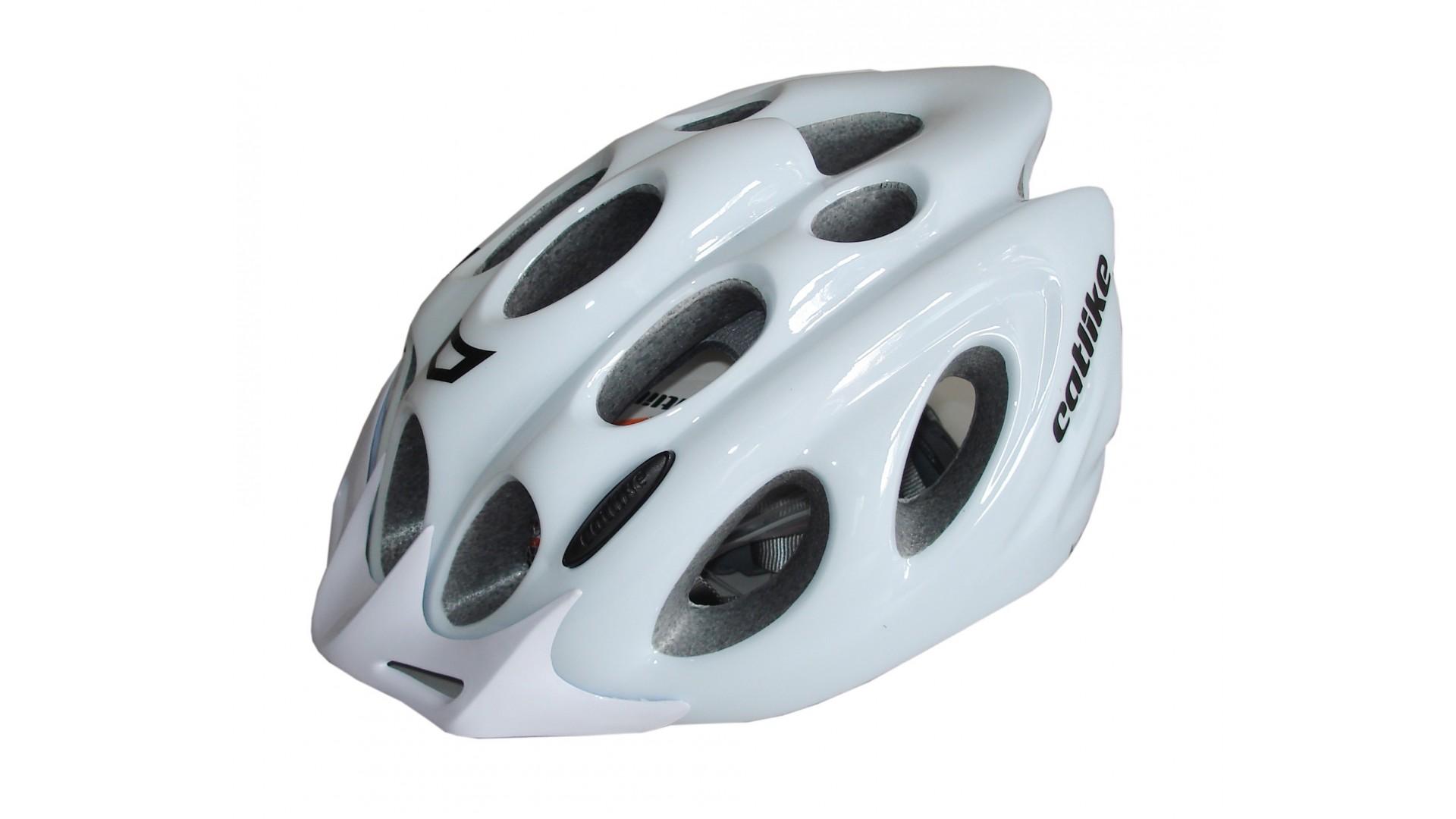 Велошлем Catlike Kompact'o Blanco