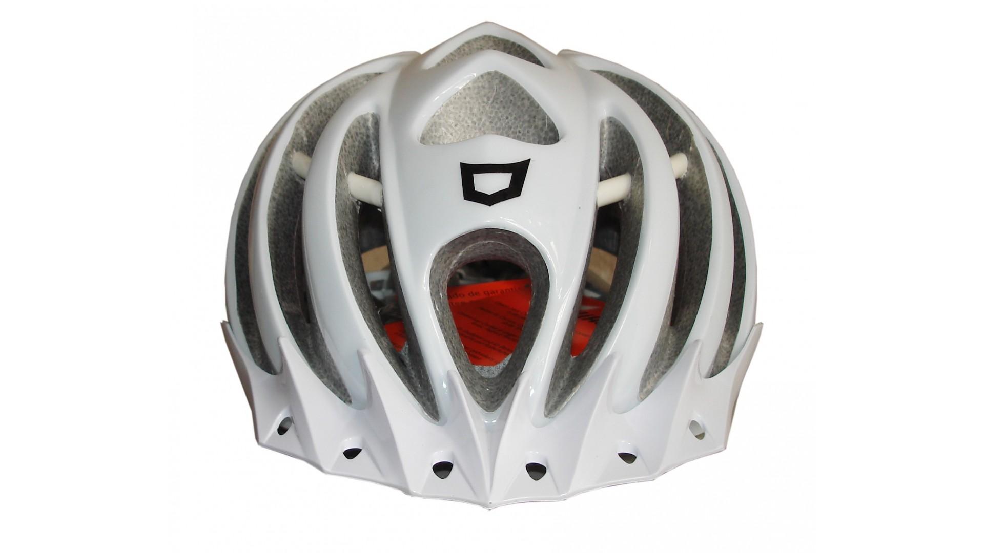 Велошлем Catlike Vacuum Blanco