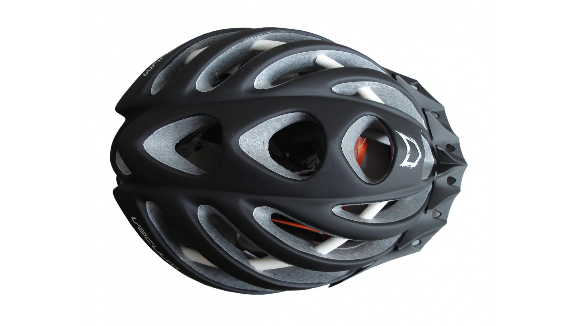 Велошлем Catlike Vacuum Negro Mate