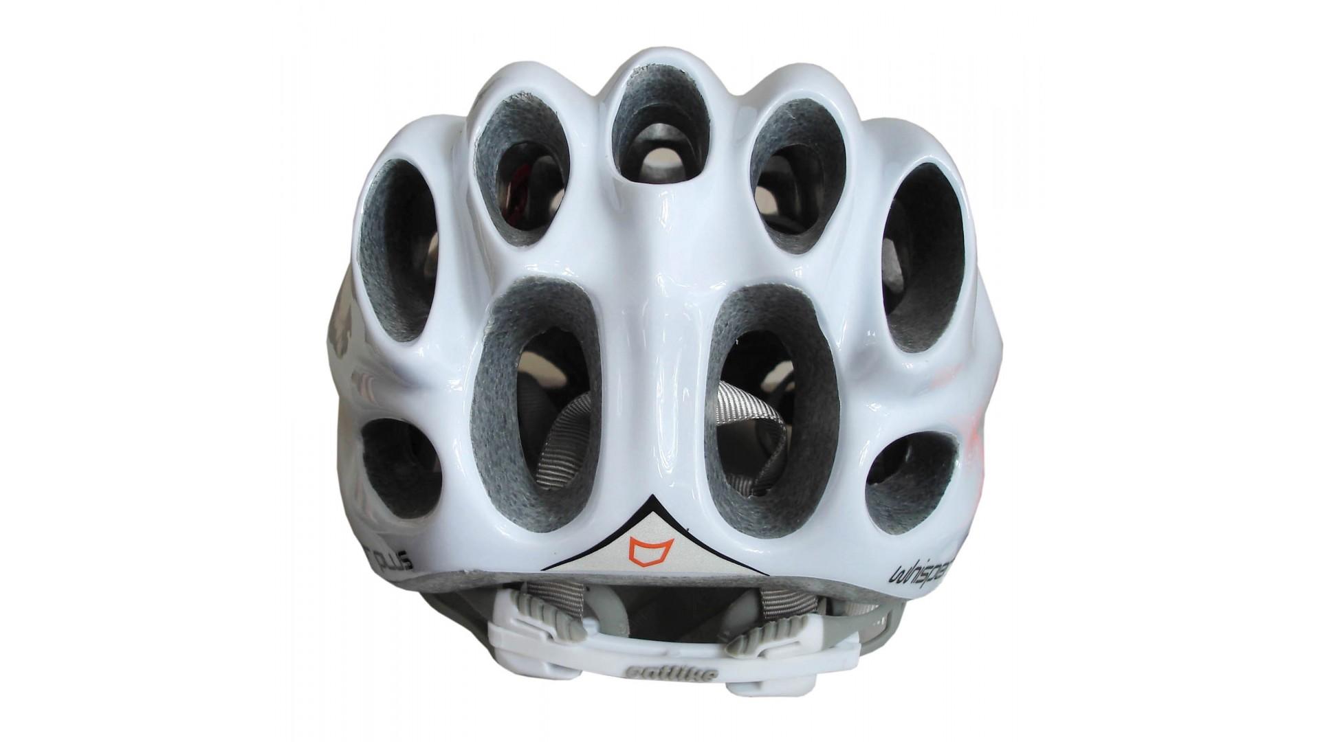 Велошлем Catlike Whisper Plus Blanco