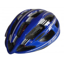 Велошлем Limar Ultralight blue