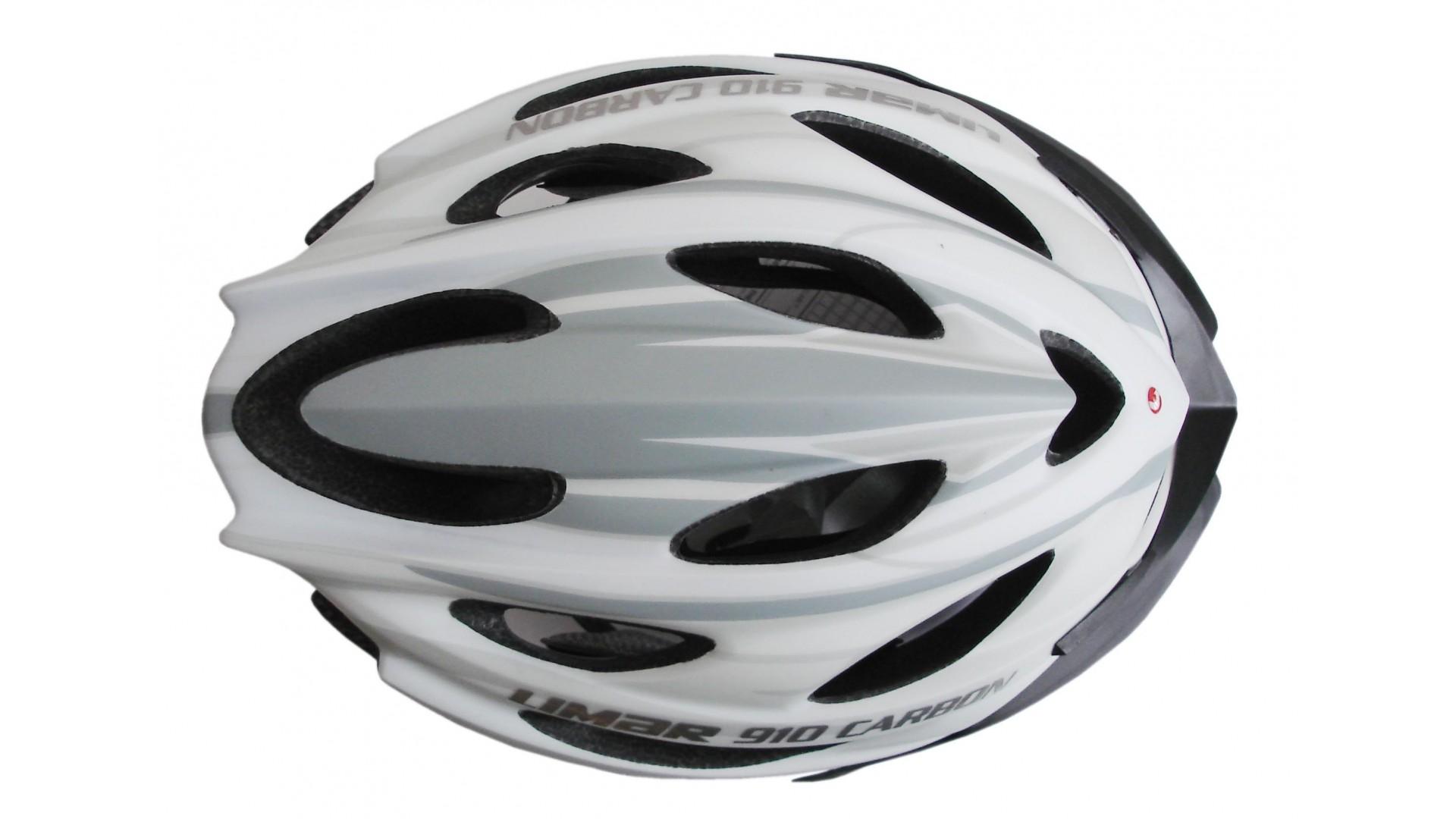 Велошлем Limar 910 matt silver