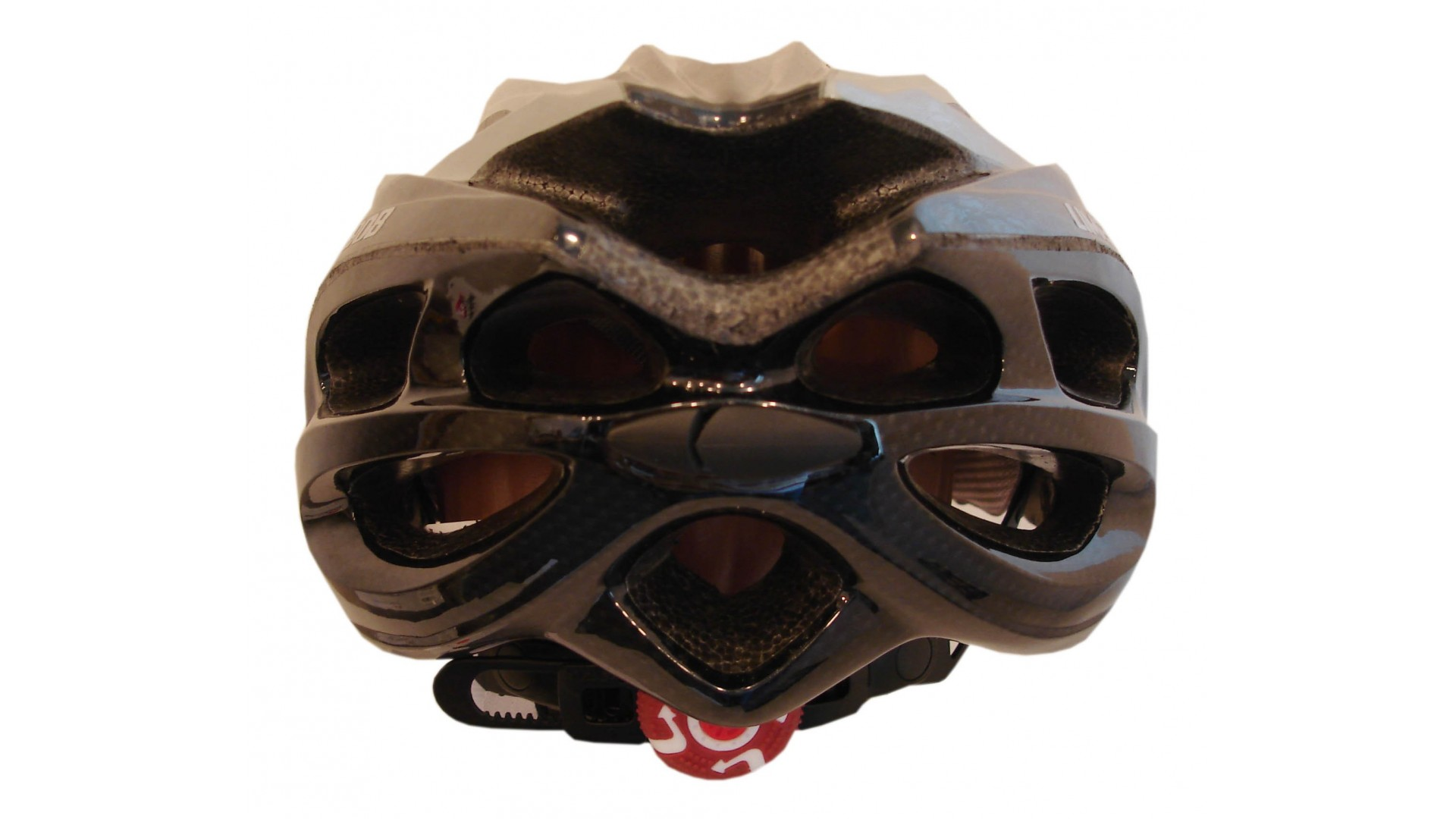 Велошлем Limar 908 silver carbon