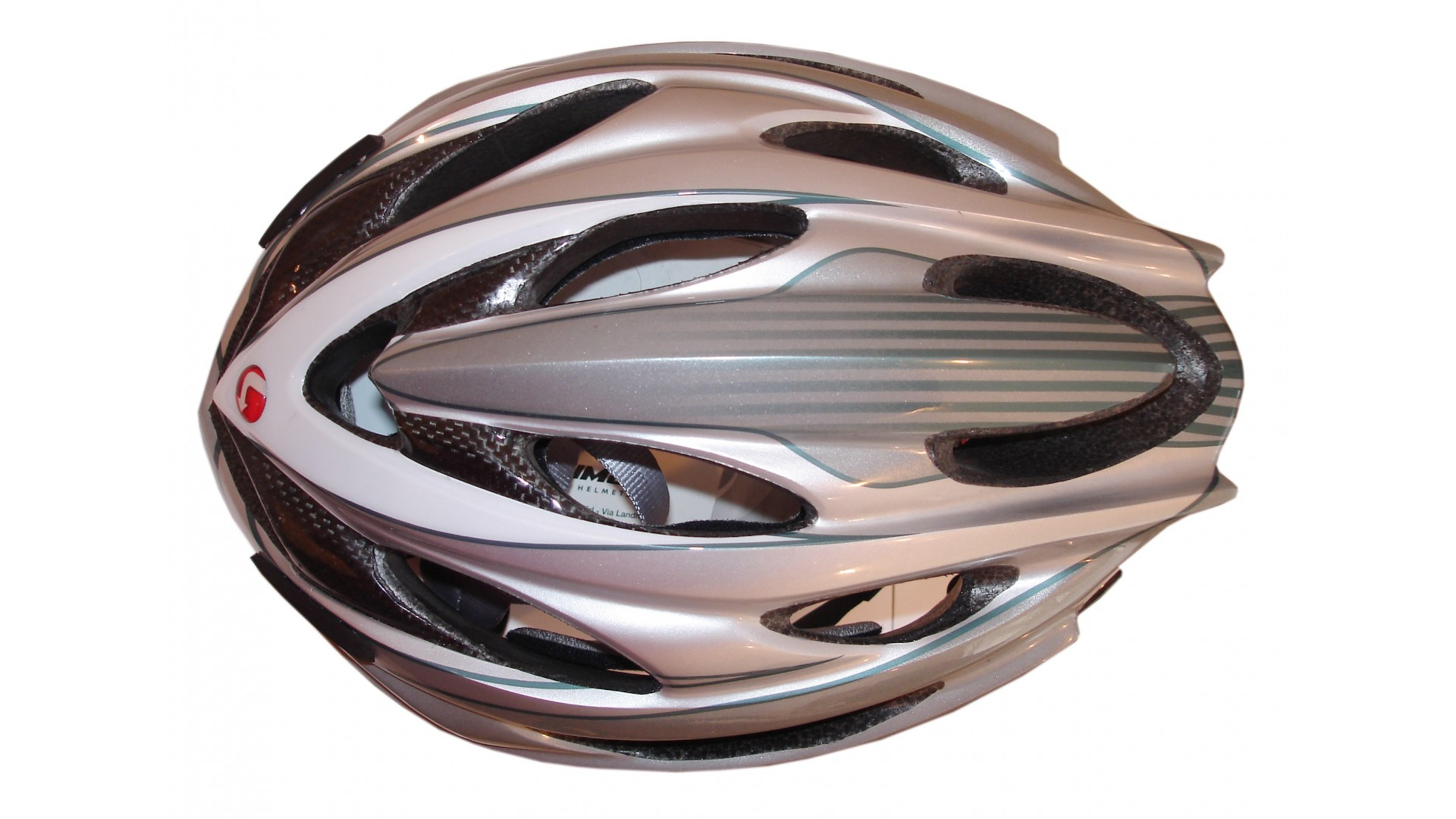 Велошлем Limar 909 silver