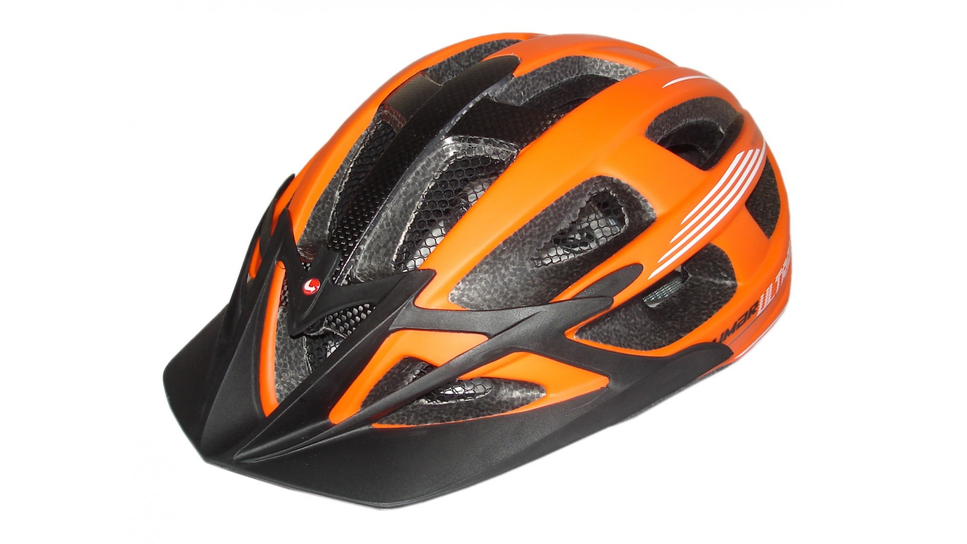 Велошлем Limar carbon ultralight matt orange