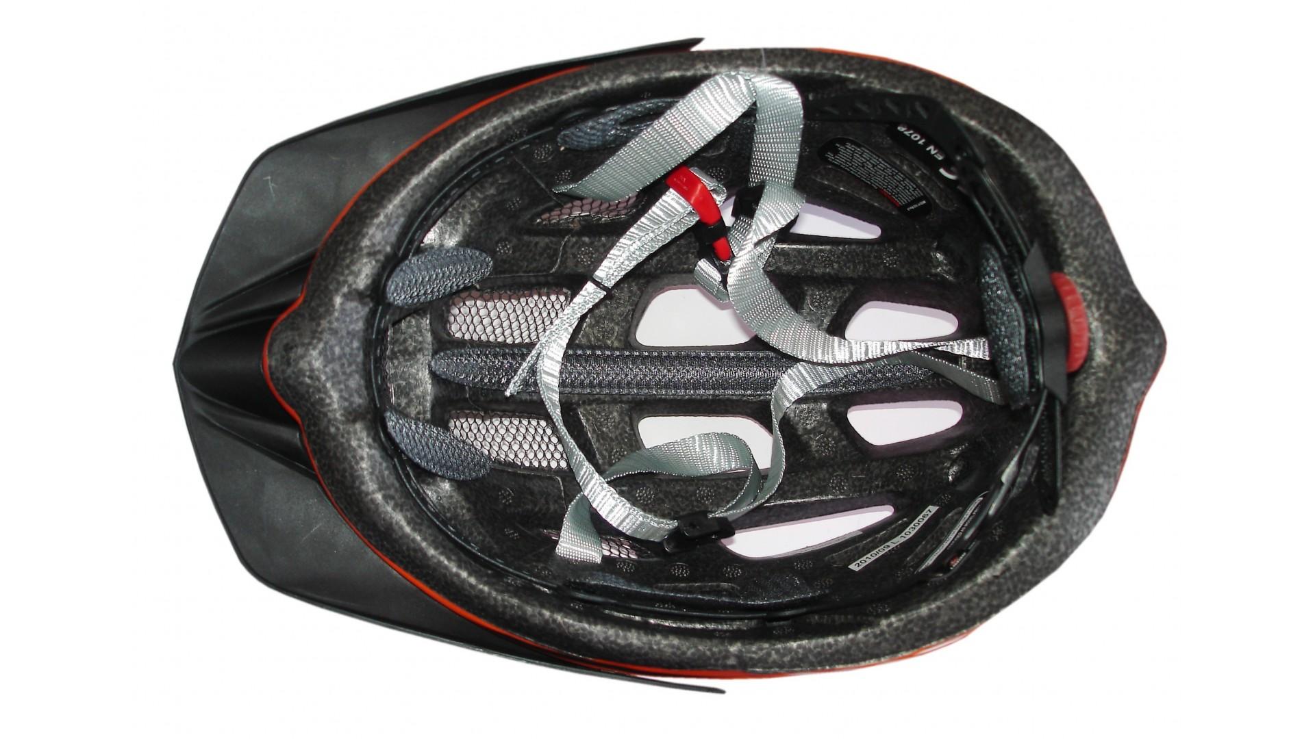 Велошлем Limar carbon ultralight matt orange