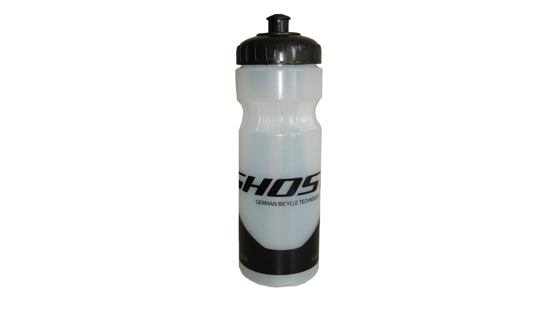 Фляга Ghost 750 ml прозрачная clear/black