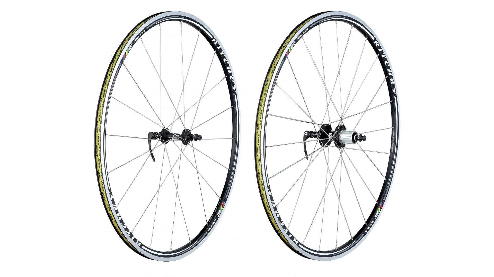 Комплект колес шоссейных Ritchey WCS Zeta Clincer black