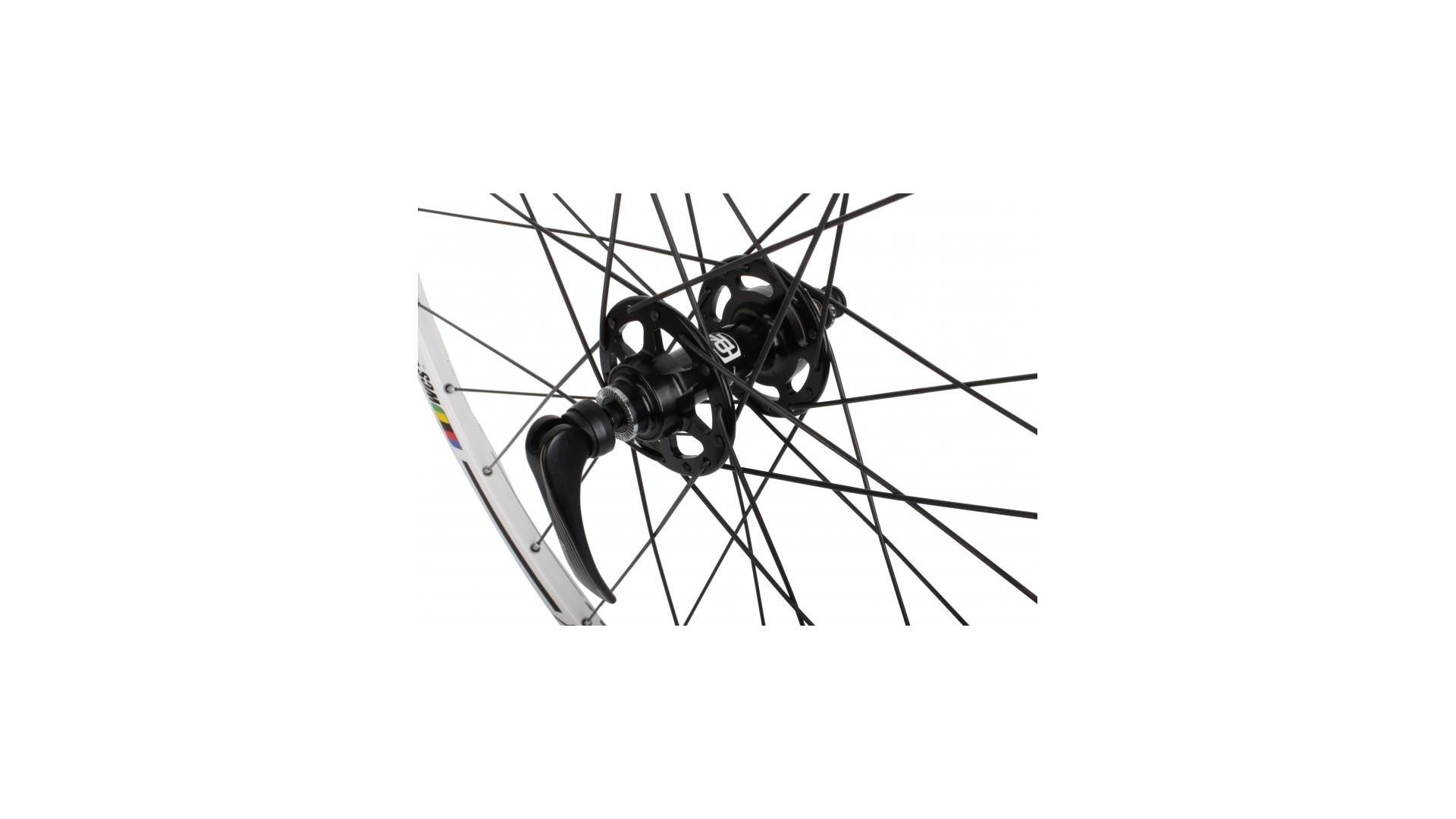 Комплект колес MTN WCS Disc Ritchey White F++R Alloy Shimano 26