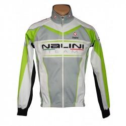 Велокуртка Nalini Assisi зимняя вид спереди