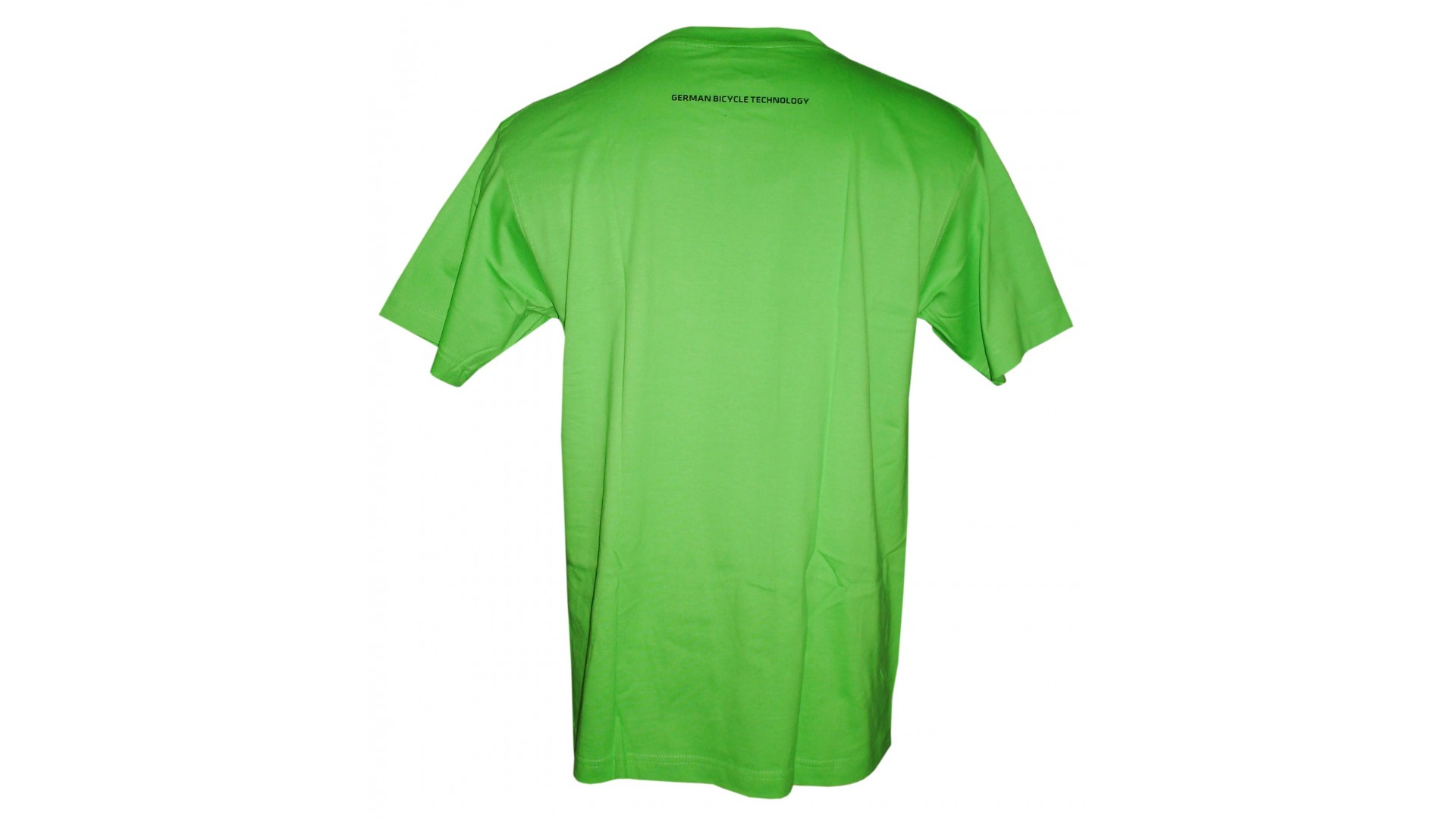 Футболка Ghost T-shirt limegreen год 2015 вид сзади
