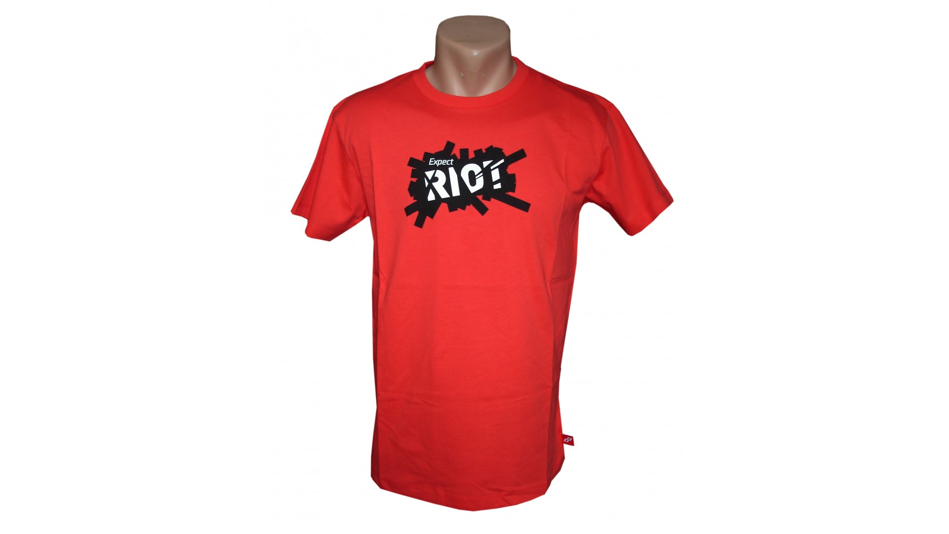Футболка Ghost T-shirt Expect Riot red год 2014