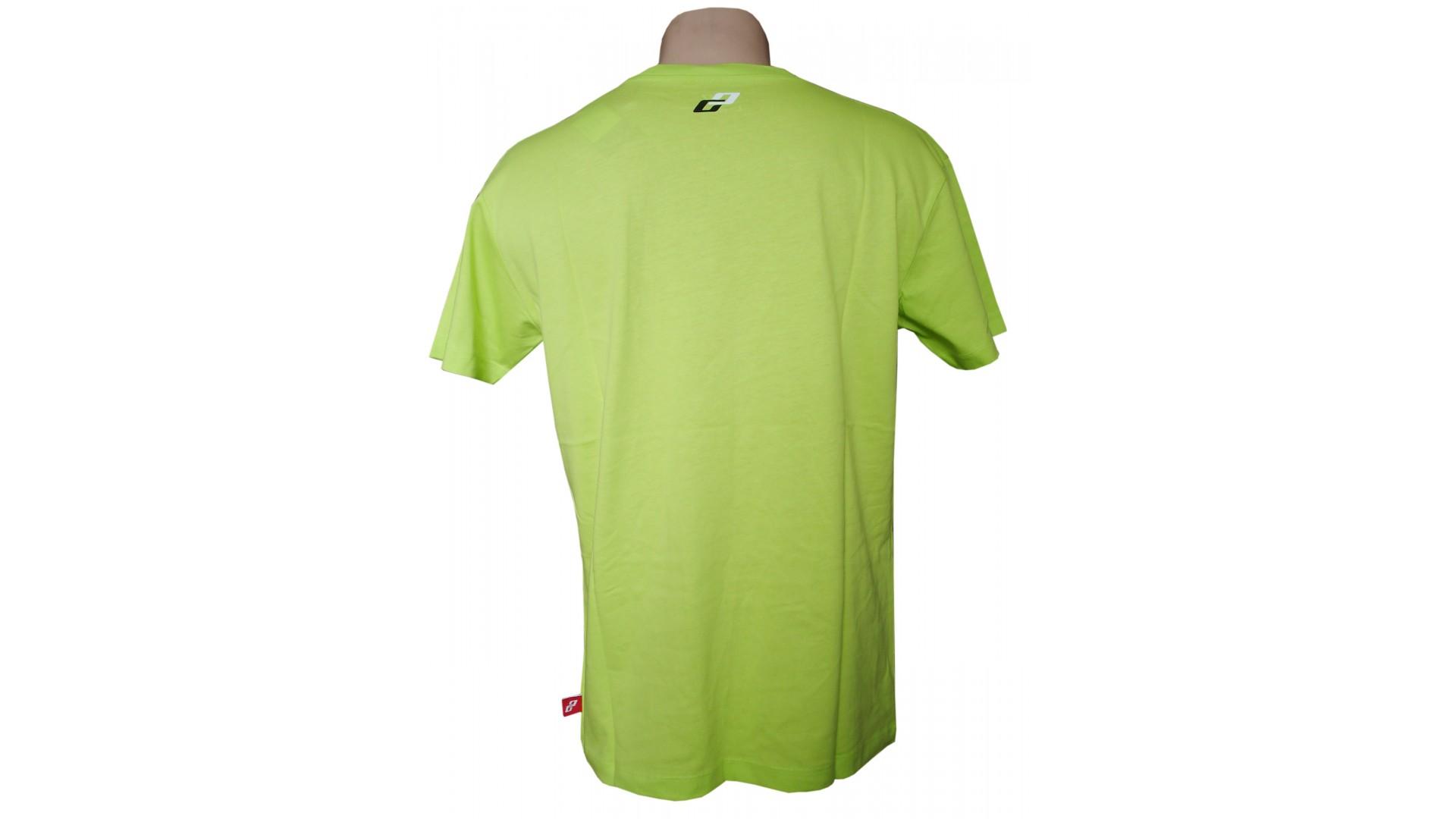 Футболка Ghost T-shirt lime год 2014