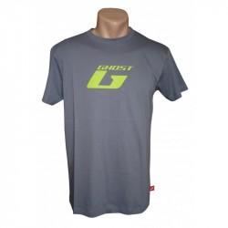 Футболка Ghost T-shirt grey год 2014 вид спереди