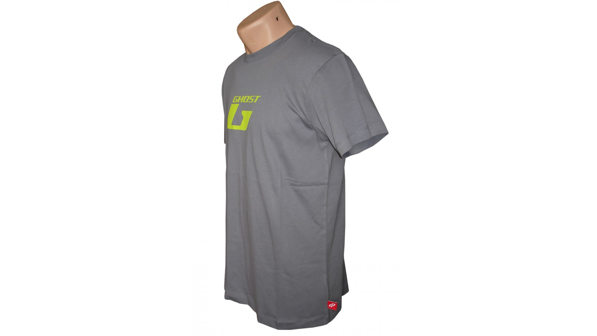 Футболка Ghost T-shirt grey год 2014 вид сбоку