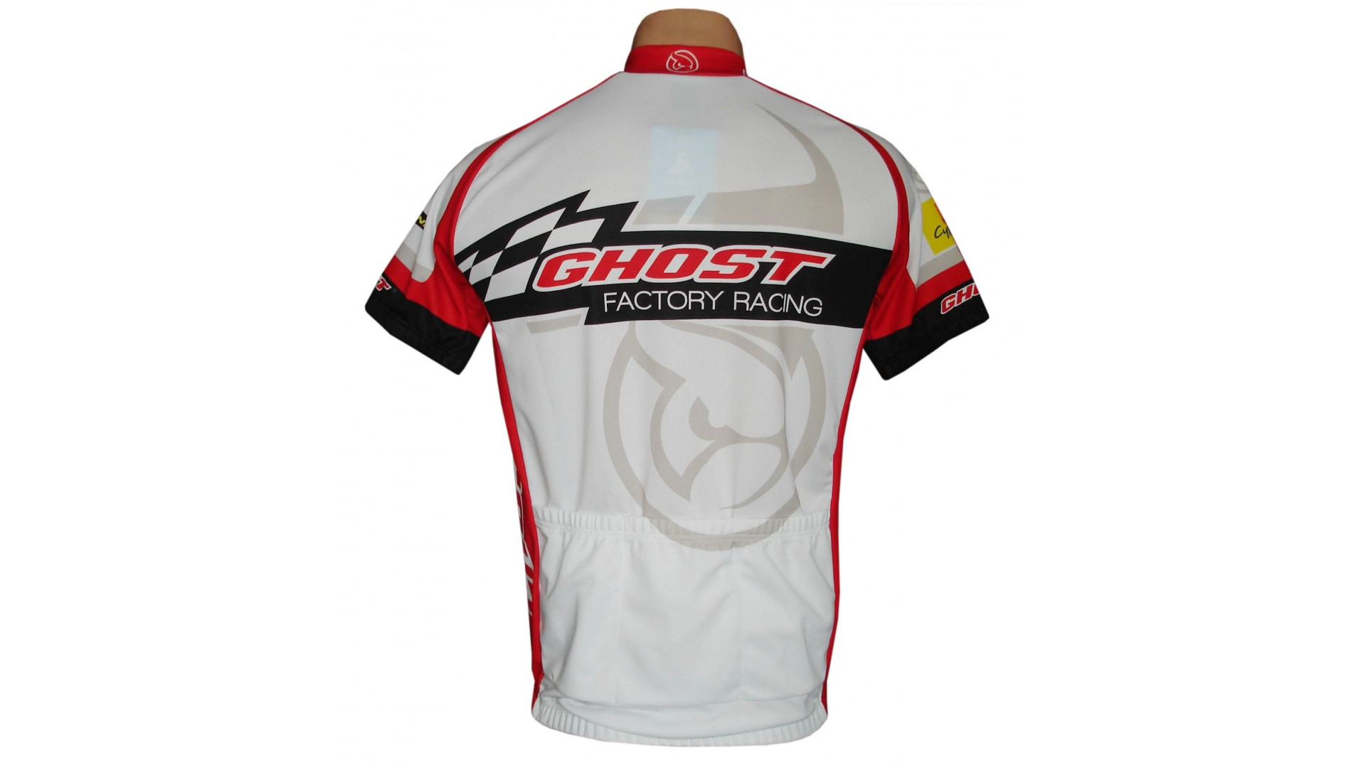 Веломайка Ghost Factory Racing мужская с коротким рукавом