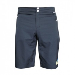 Трусы свободные Ghost Shorts man black/blue/green год 2014