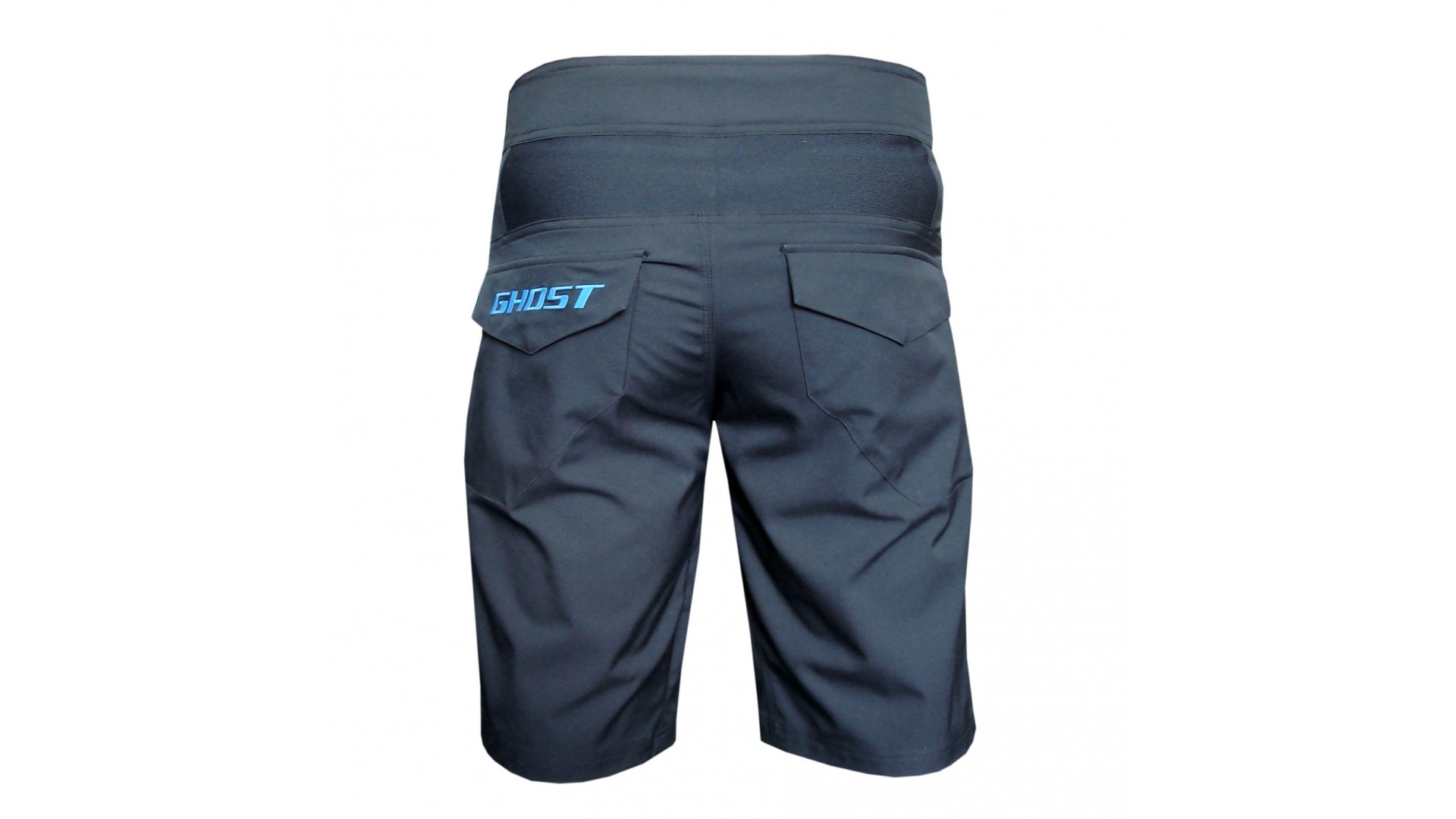 Трусы свободные Ghost Shorts man black/blue/green год 2014