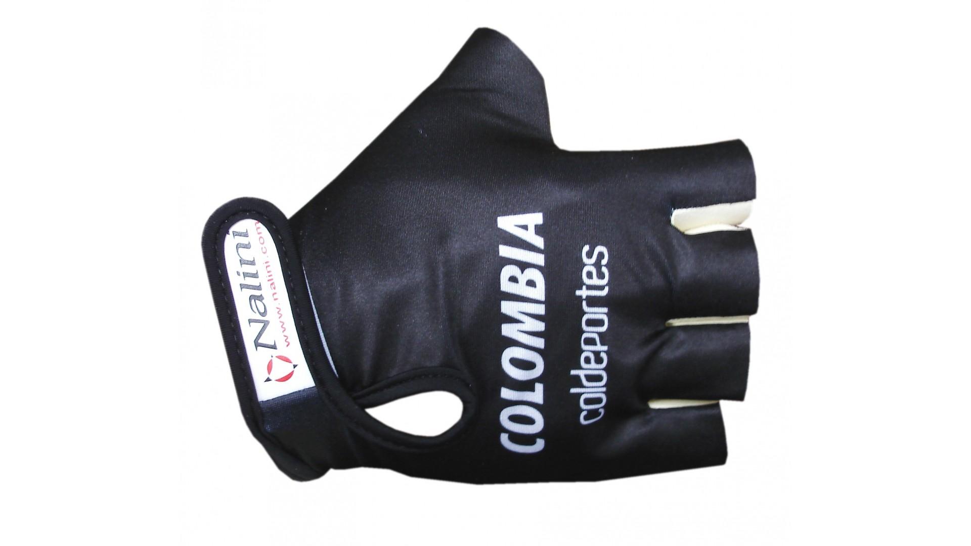 Велоперчатки Nalini Colombia Coldeportes летние
