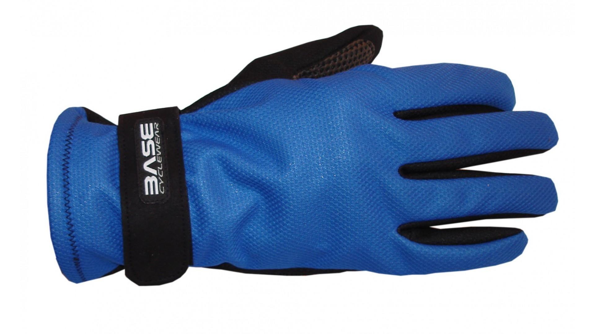 Велоперчатки Nalini Fiamma зимние синие